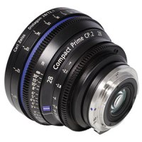 The Zeiss CP.2 35mm T2.1 lens. Want one? It's only $3,900. Yes, dollars.