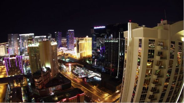 Beautiful Vegas timelapse from TSM's WPPI Film.