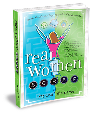 Real Women Scrap 3D Cover