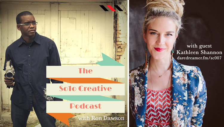 Kathleen Shannon of Braid Creative on The Solo Creative Podcast